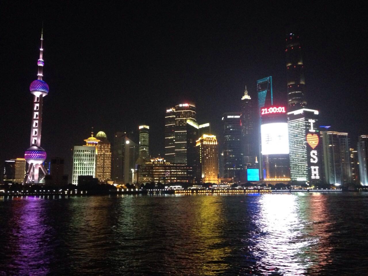 クリスマスを上海で